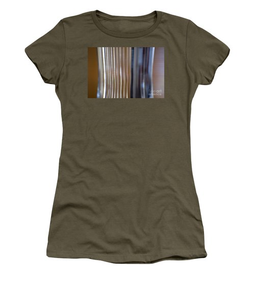 Refraction In Glass Women's T-Shirt