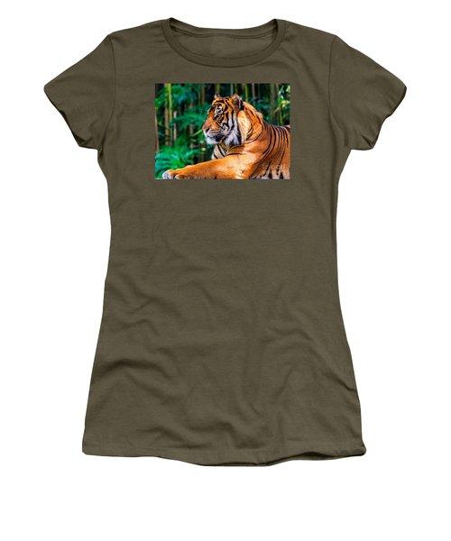 Regal Tiger Women's T-Shirt