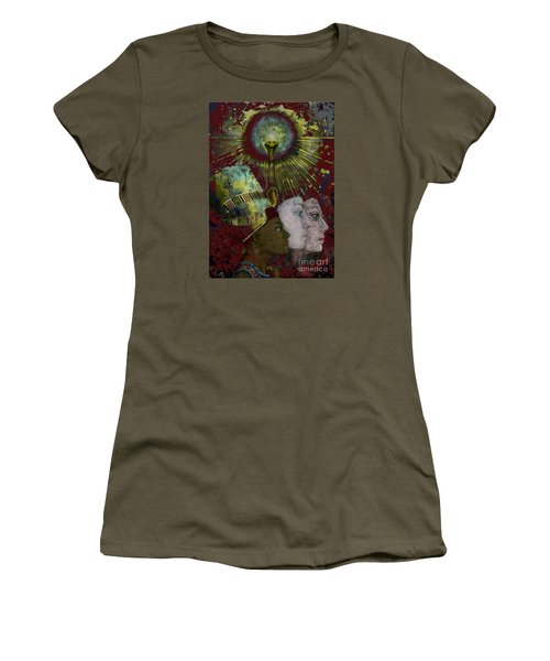 Reincarnate Women's T-Shirt (Junior Cut) by Carol Jacobs