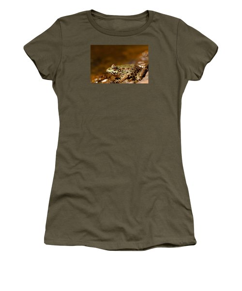Relaxed Women's T-Shirt (Junior Cut) by Richard Patmore