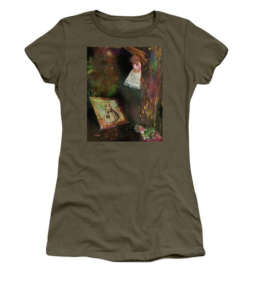 Remember When Women's T-Shirt (Athletic Fit)