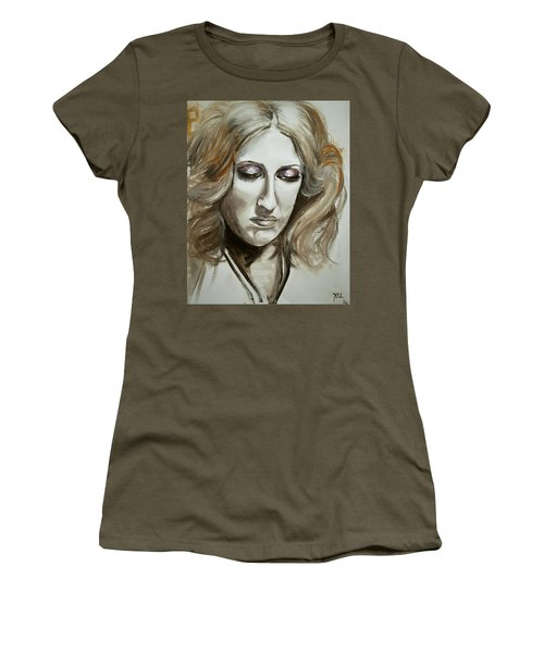 Remembering San Francisco Women's T-Shirt (Junior Cut) by Alexandria Weaselwise Busen