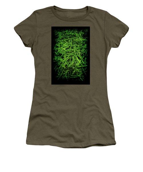 Renaissance Green Beans Women's T-Shirt