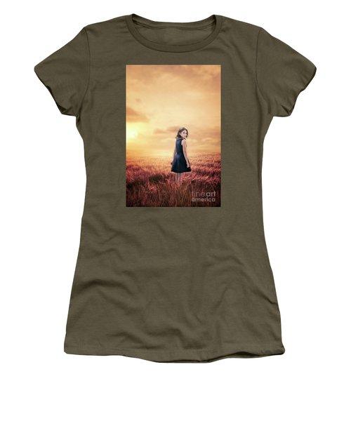 Return To Tomorrow Women's T-Shirt