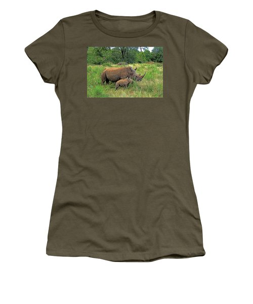 Rhinoceros Women's T-Shirt