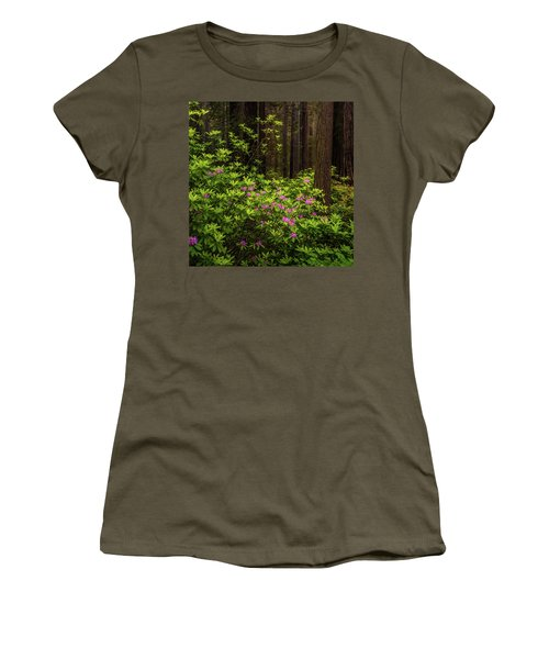 Rhododendrons Women's T-Shirt