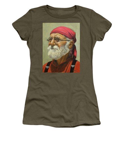 Rickabod At High Noon Women's T-Shirt (Athletic Fit)