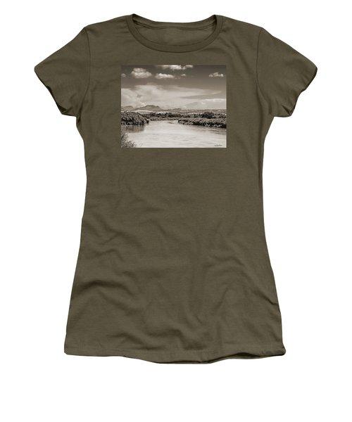 Rio Grande In Sepia Women's T-Shirt