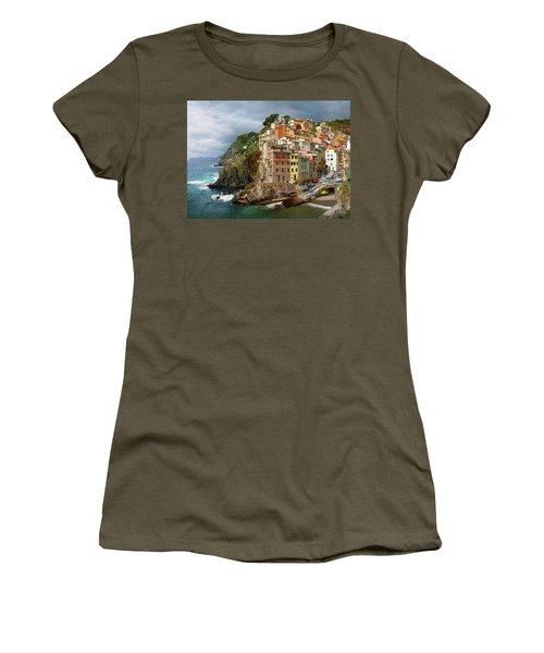 Riomaggiore Italy Women's T-Shirt