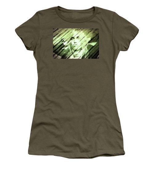 Rip Tom Petty Women's T-Shirt (Athletic Fit)