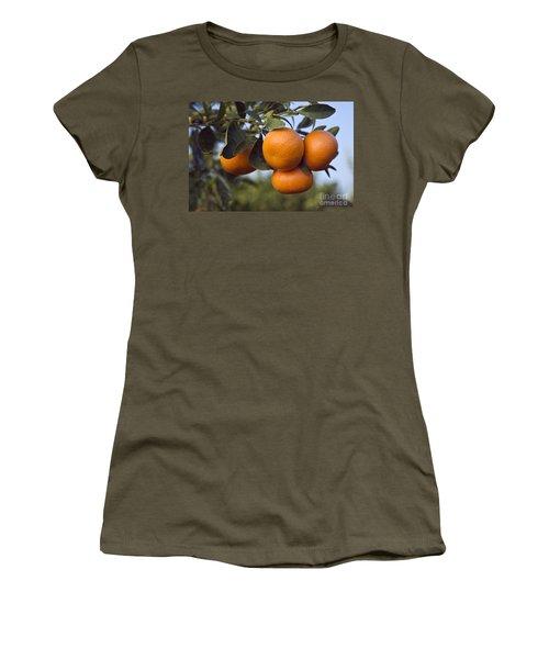 Ripe Mandarins Women's T-Shirt