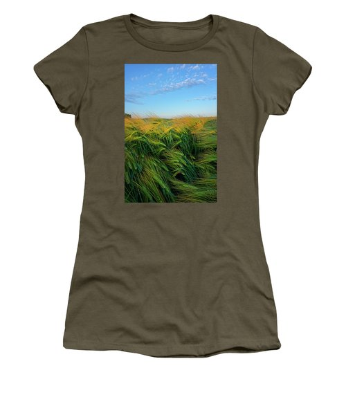 Ripening Barley Women's T-Shirt