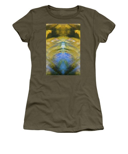 Ripples Of Bell Rocks Women's T-Shirt