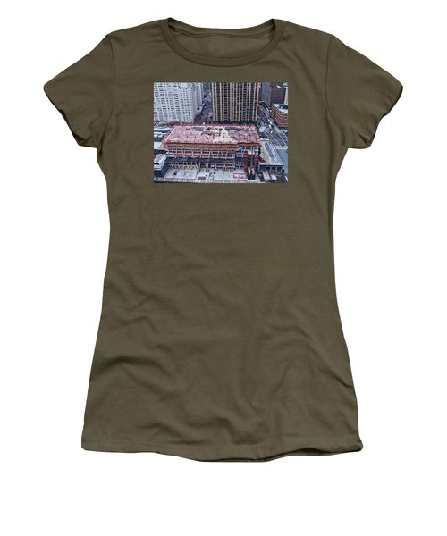 Rising Women's T-Shirt (Athletic Fit)