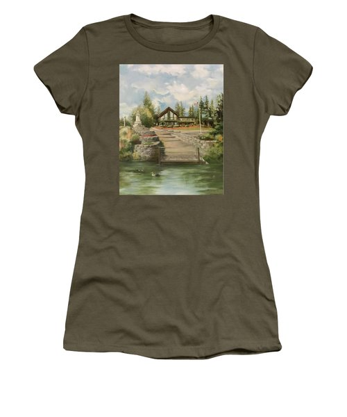 Rita's House Women's T-Shirt (Athletic Fit)