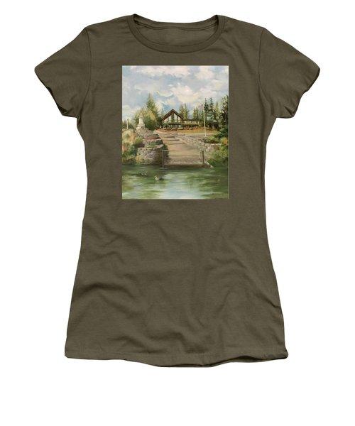 Rita's House Women's T-Shirt (Athletic Fit)