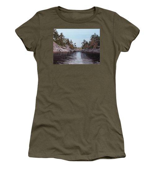 River Narrows Women's T-Shirt