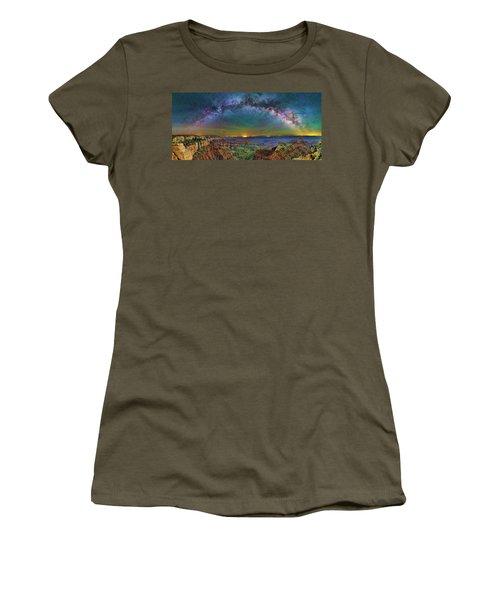 River Of Stars Women's T-Shirt
