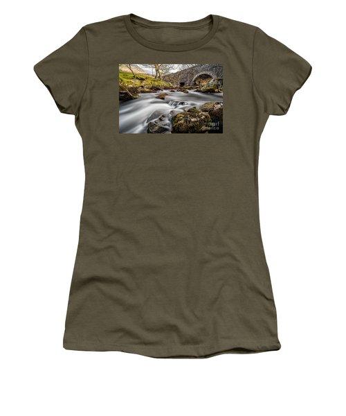 River Ogwen Bridge Women's T-Shirt