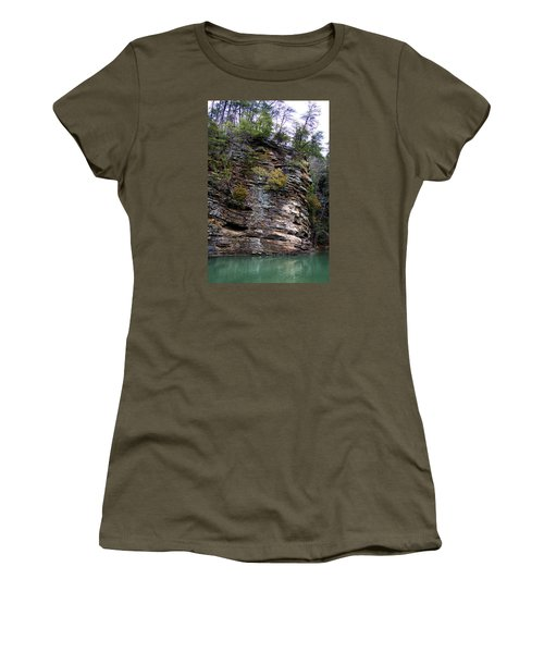 River Rock Women's T-Shirt (Athletic Fit)