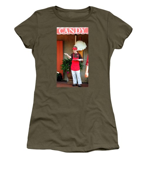 River Street Candy Man Women's T-Shirt