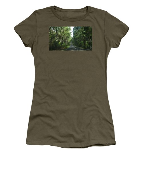 Road Women's T-Shirt