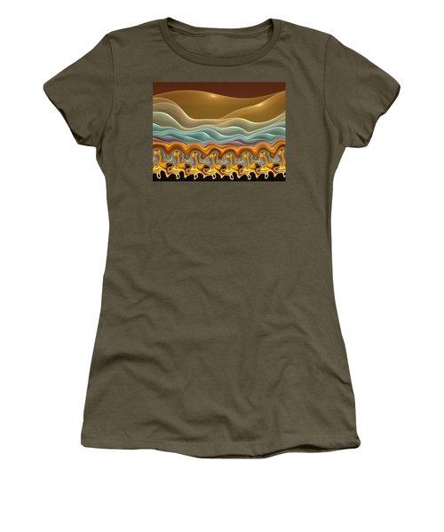 Roadrunner Races Women's T-Shirt (Athletic Fit)