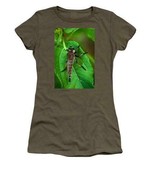 Robber Fly 1 Women's T-Shirt