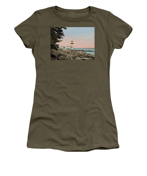 Rock Patterns Women's T-Shirt