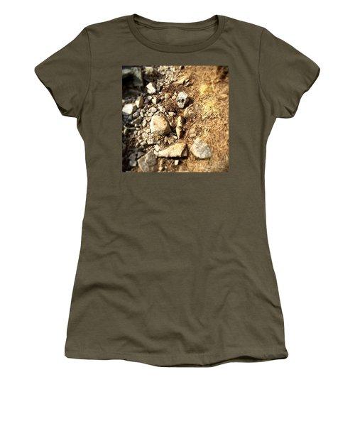 Rock Skull Women's T-Shirt