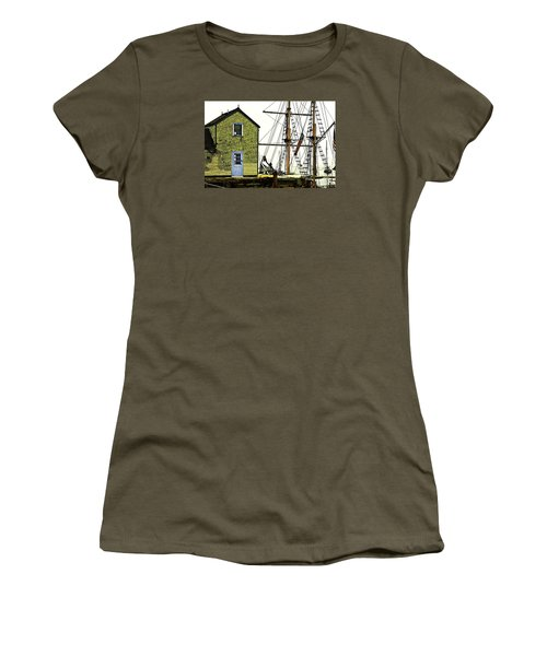 Rockport Harbor Women's T-Shirt
