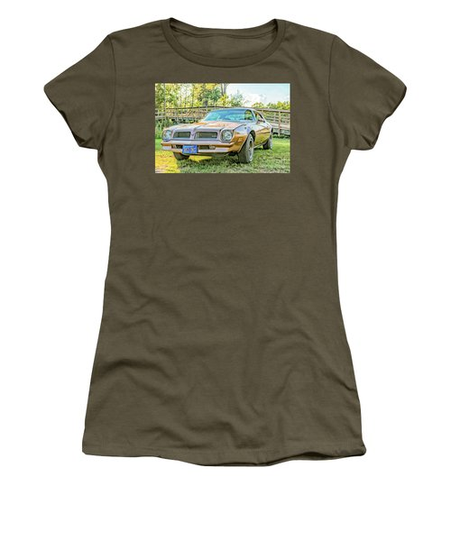 Rocky Front Women's T-Shirt (Junior Cut) by Brian Wright