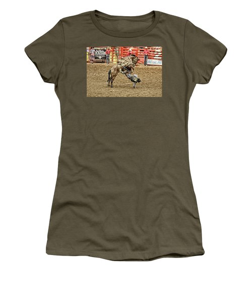 Rodeo 4 Women's T-Shirt (Athletic Fit)