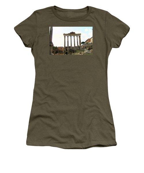 Rome The Eternal City Women's T-Shirt