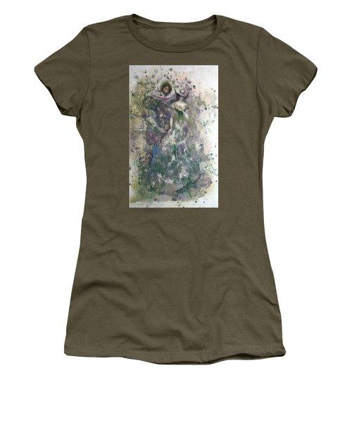 Romeo And Juliet. Monotype Women's T-Shirt