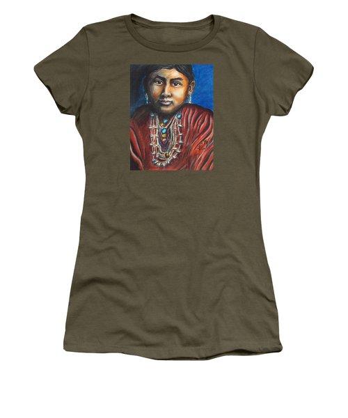 Rosa Women's T-Shirt (Athletic Fit)