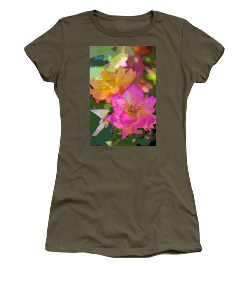 Rose 114 Women's T-Shirt (Athletic Fit)