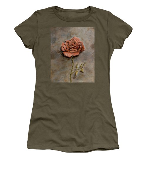 Rose Of Regeneration - Small Women's T-Shirt (Athletic Fit)