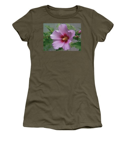 Rose Of Sharon Women's T-Shirt (Athletic Fit)
