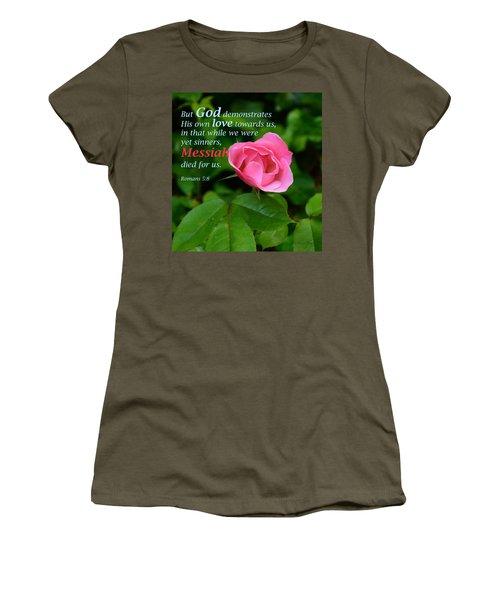 No Greater Love Women's T-Shirt