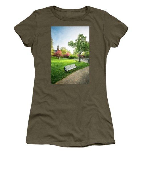 Rotary Park - Busiel Mill  Women's T-Shirt