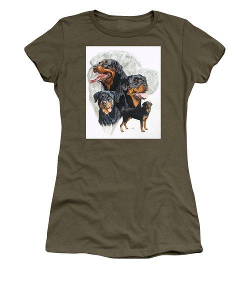 Rottweiler Medley Women's T-Shirt