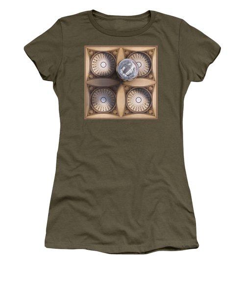 Rotunda 4 Ways Women's T-Shirt