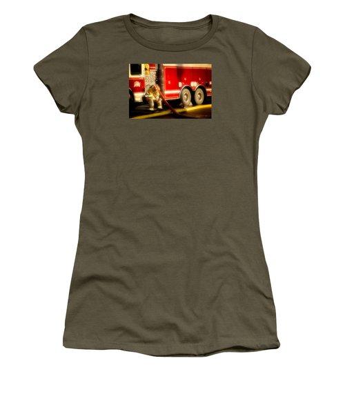 Rough Day Women's T-Shirt (Junior Cut)