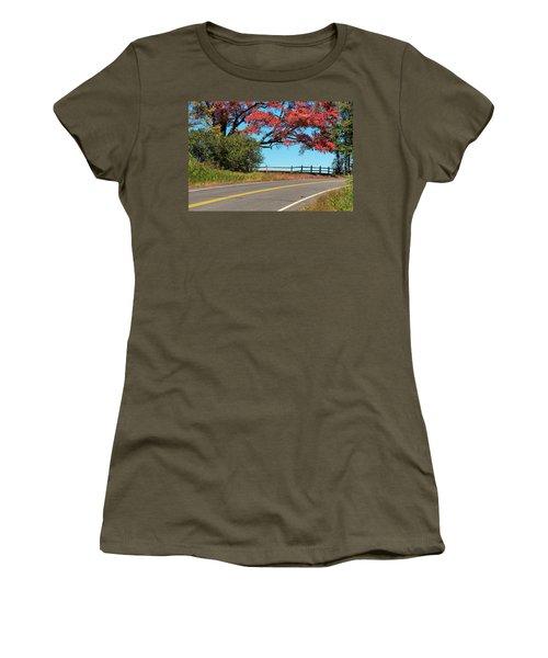 Route 5 Color Women's T-Shirt