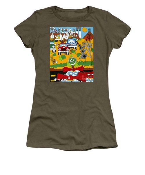 Route 66 Women's T-Shirt
