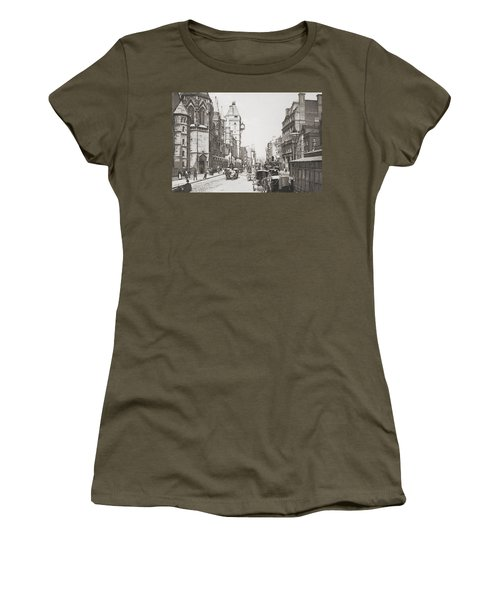 Royal Courts Of Justice, Aka Law Women's T-Shirt