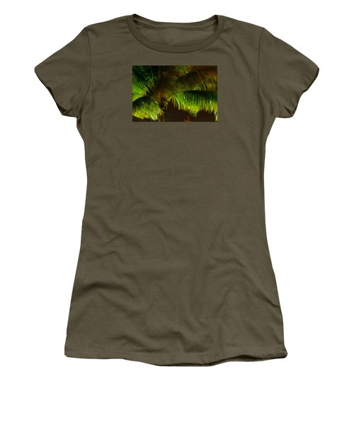 Royal Palm Night Out Women's T-Shirt
