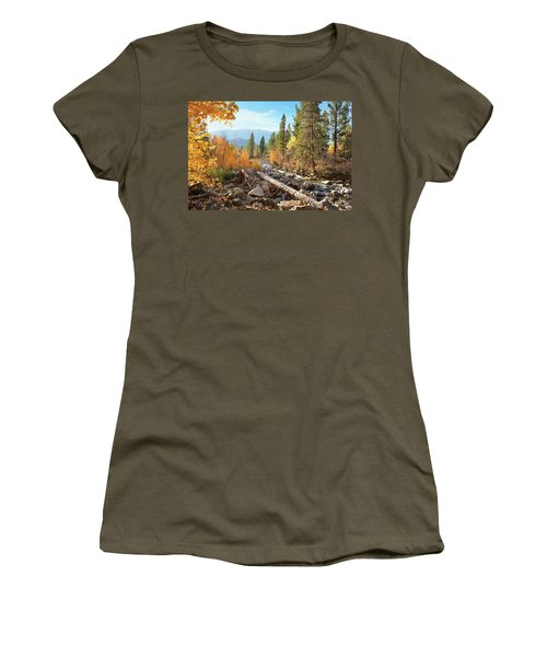 Rugged Sierra Beauty Women's T-Shirt