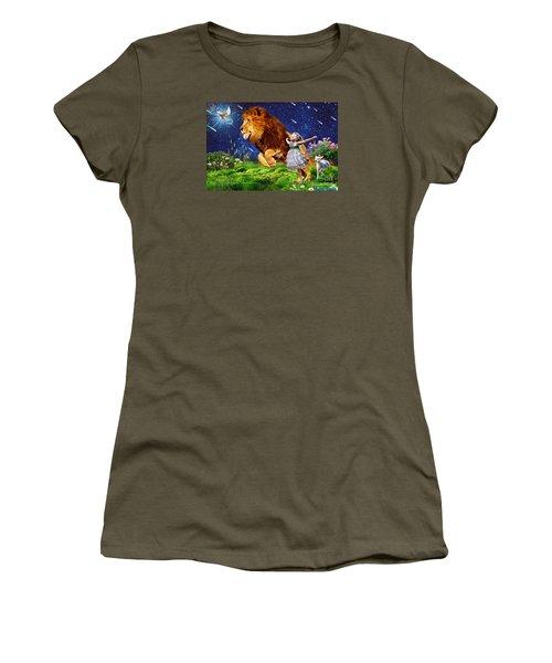 Run The Good Race Women's T-Shirt